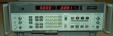 Hewlett Packard 8903b Audio Analyzer