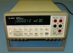 hewlett packard 34401a digital multimeter manual