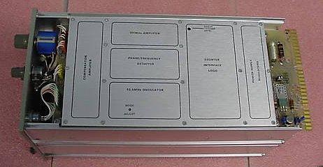 Tektronix Tr502 100khz 1 8ghz Tracking Generator