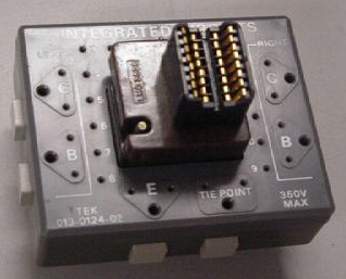 013-0124-02 16DIP IC Adapter for 576/577 Curve Tracer